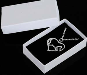 Heart Chain and Pendant