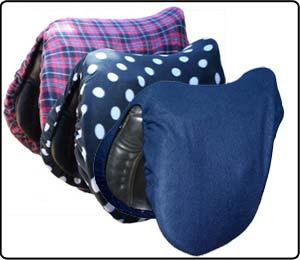 Fleece Saddle Covers