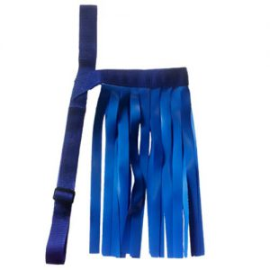 Fly Fringe - Navy Blue