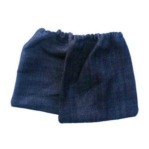 Stirrup Cover-Denim Blue