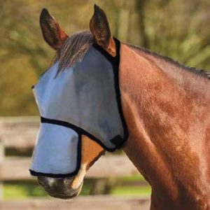 Fly Mask with nose piece