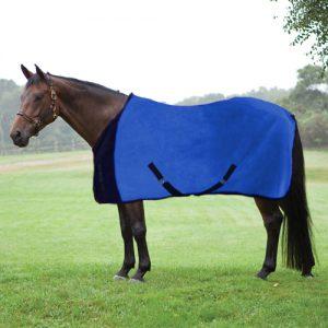 Fleece Blanket - Sky Blue